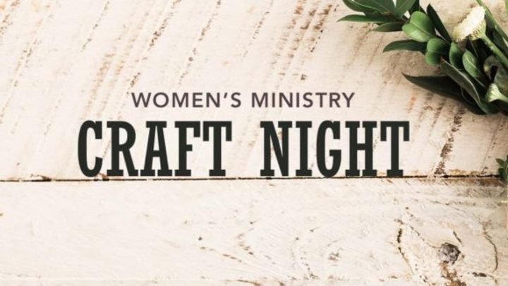 Women's Craft Night logo image
