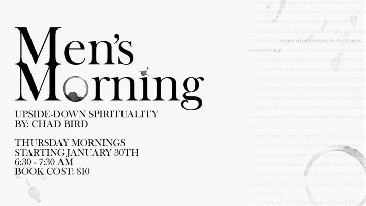 Men's Morning logo image