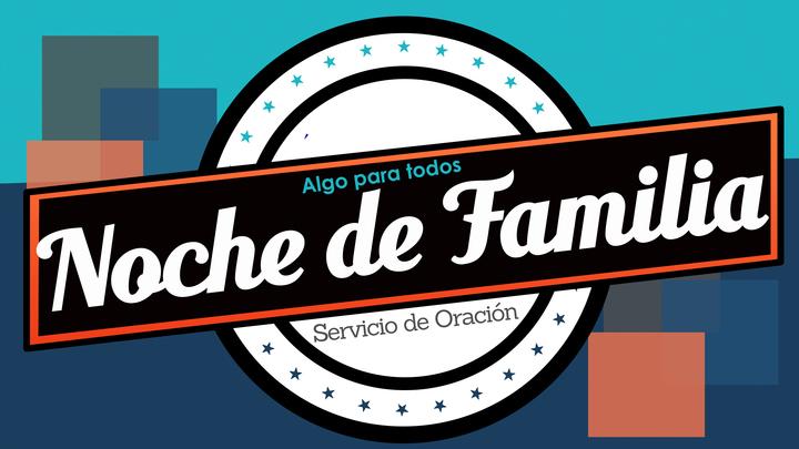 Servicio De Oración (Campus De Rialto) NOCHE DE FAMILIA logo image