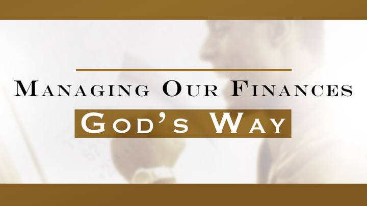 Managing Finances God's Way - Coed (Banning Campus) FAMILY NIGHT  logo image