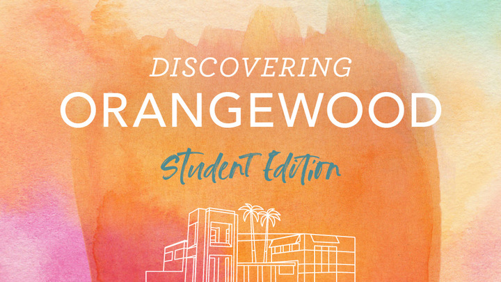 Discovering Orangewood: Student Edition logo image