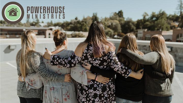 Serve at Sunday Gathering at Powerhouse logo image