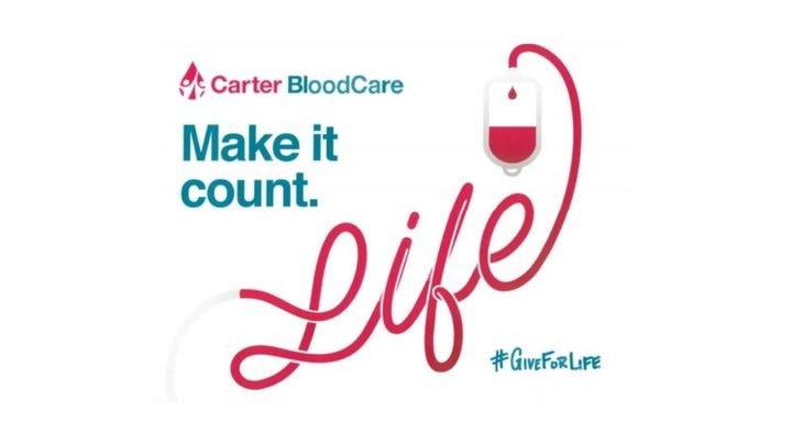 AC » Carter BloodCare | Blood Drive logo image