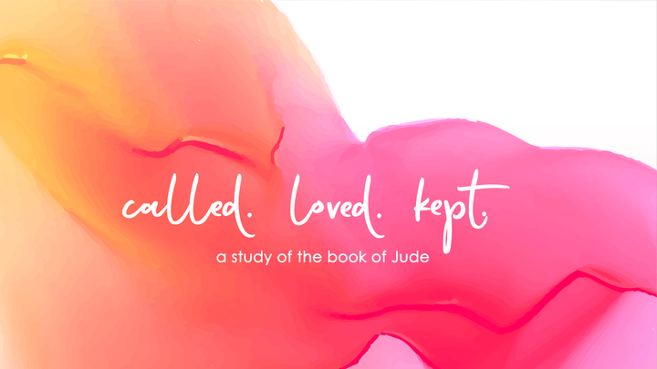 Women's Bible Study - Jude: Called. Loved. Kept (Victorville Campus) logo image