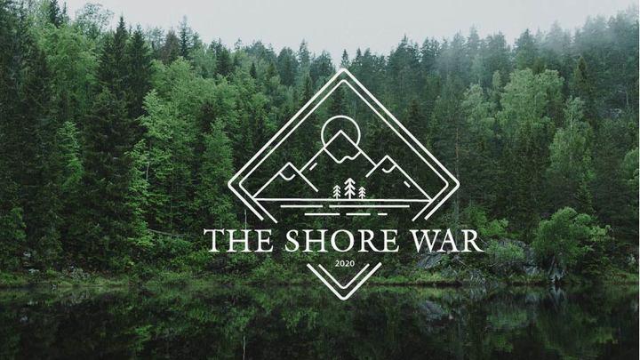The Shore War logo image