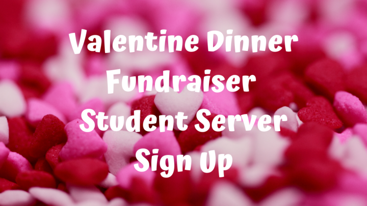 Valentine's Dinner Student Helpers  logo image