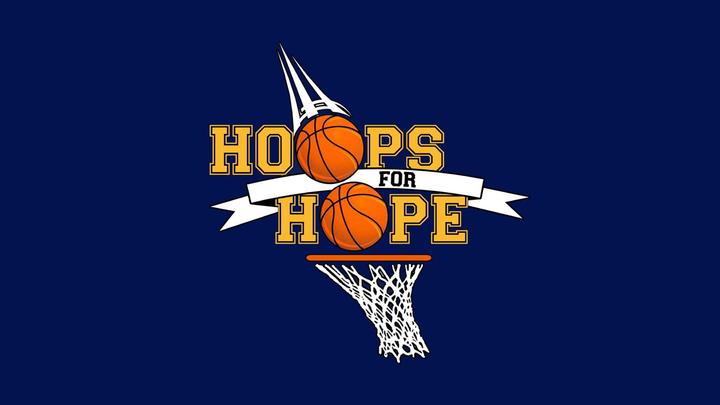 Hoops for Hope Basketball Camp logo image
