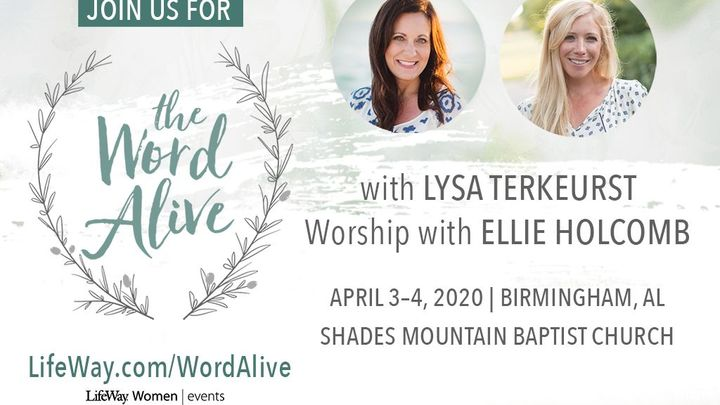 Word Alive, Women's Conference logo image