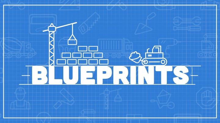 D-Now 2020: Blueprints logo image