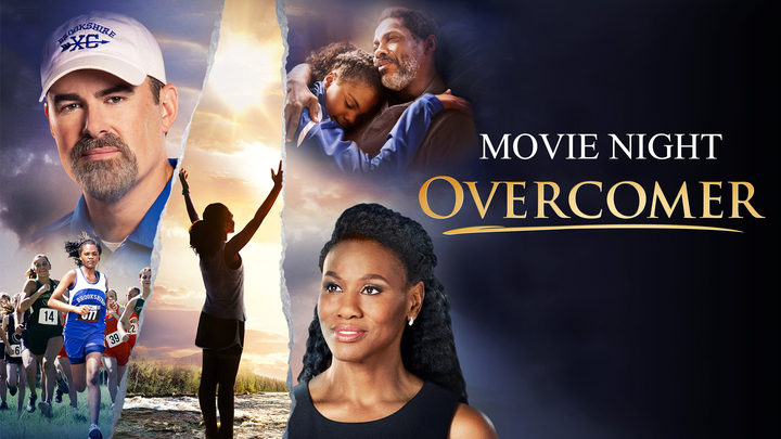 Movie Night: Overcomer (Victorville Campus)  logo image