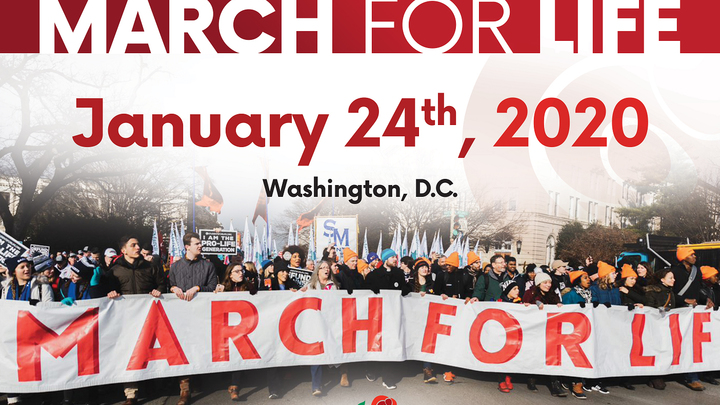 March for Life logo image