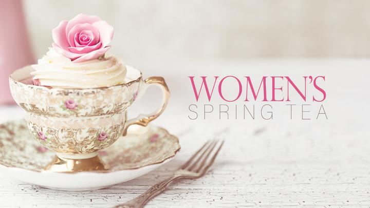 Spring Tea logo image