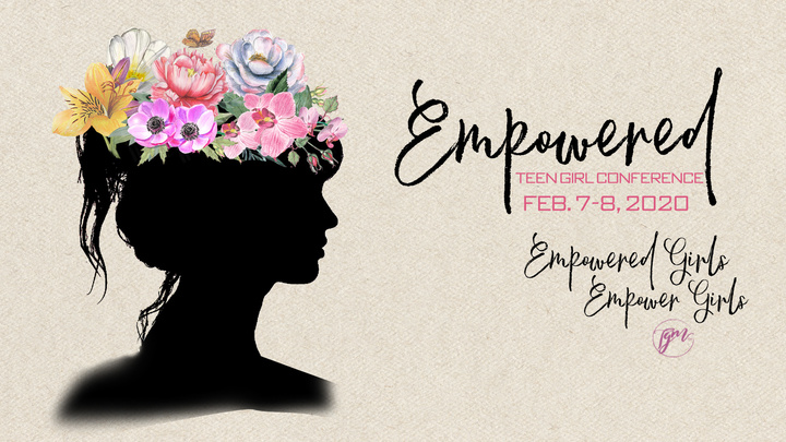 Teen Girl Conference logo image