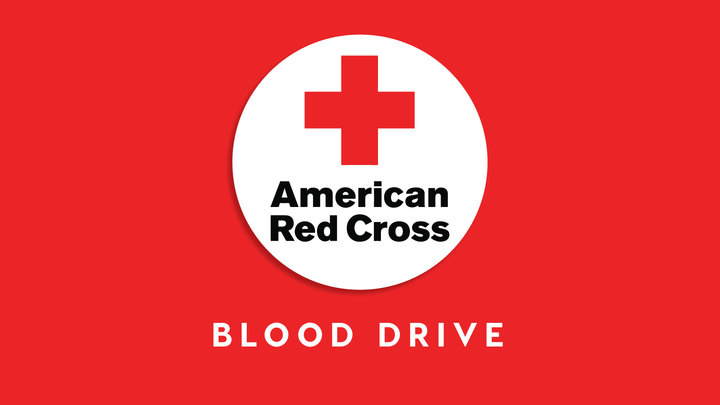 American Red Cross Blood Drive logo image