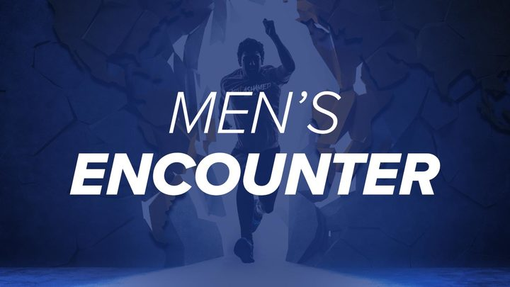 Men's Encounter #48 - $75 for First Time Attenders logo image