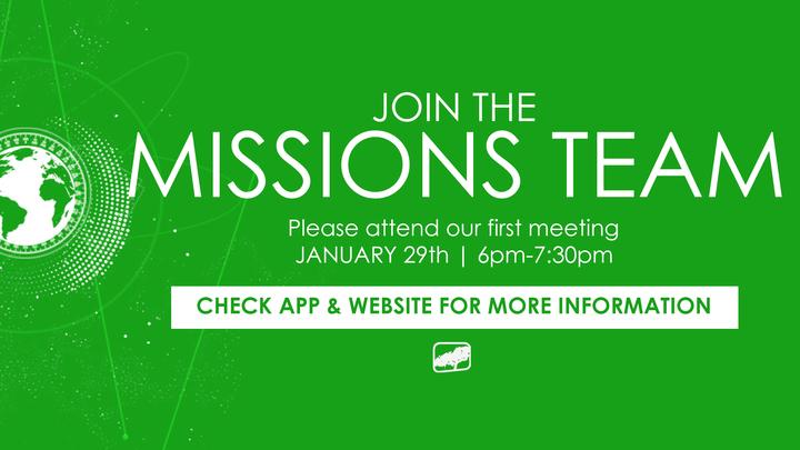 HIllside Missions Team Meeting logo image