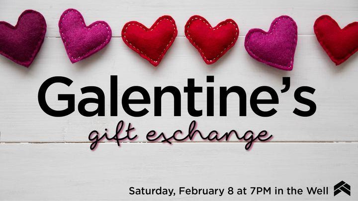 Galentine's Gift Exchange Women's Event logo image