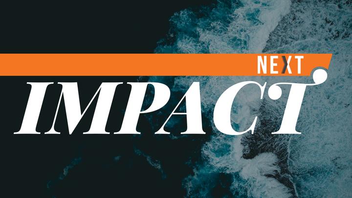 NEXT Impact Nights logo image