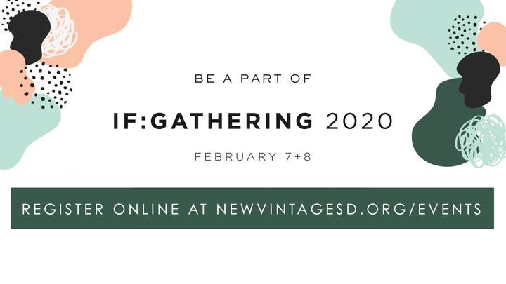 IF: GATHERING 2020  logo image
