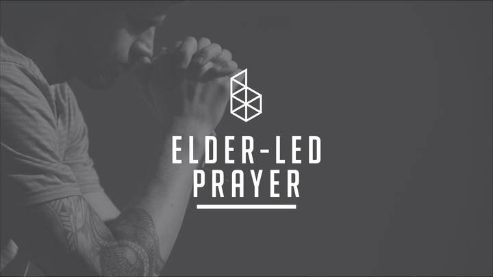 Elder-Led Prayer logo image