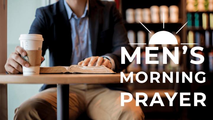 Men's Morning Prayer logo image