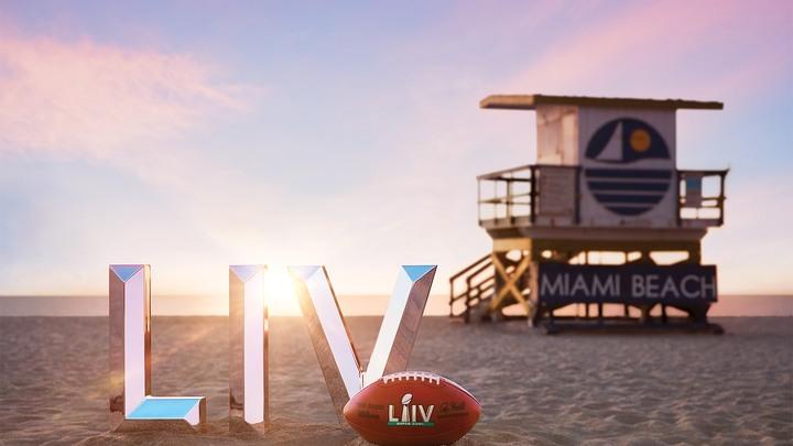 High School Super Bowl Party logo image