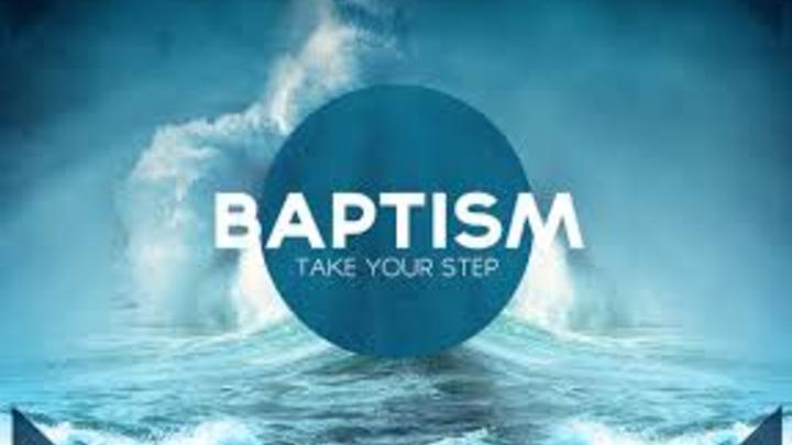 OB Baptisms  logo image