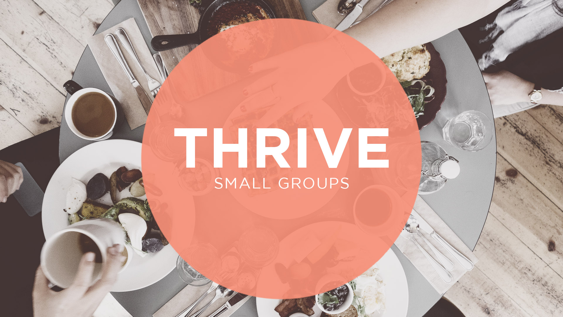 Thrive groups