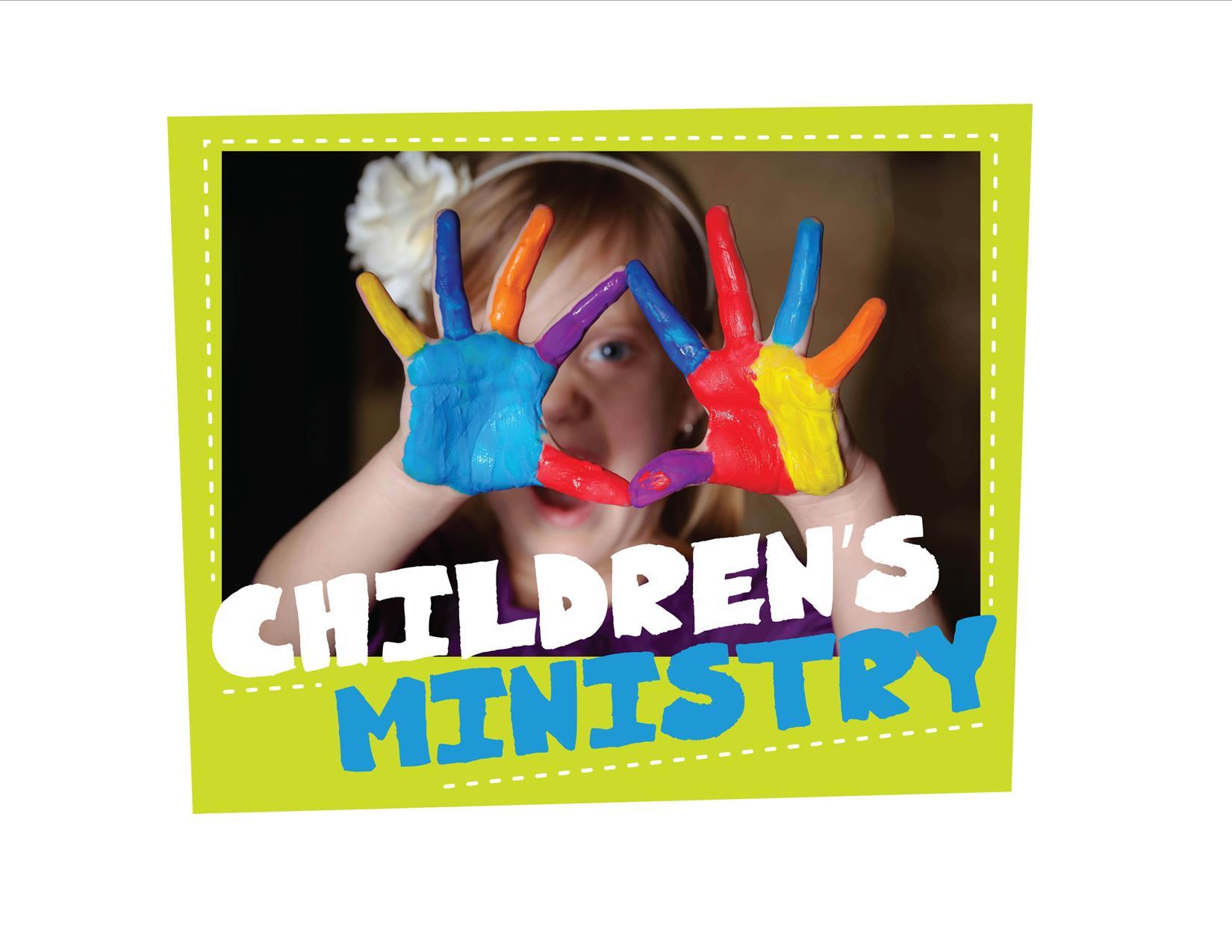 Children s ministry logo