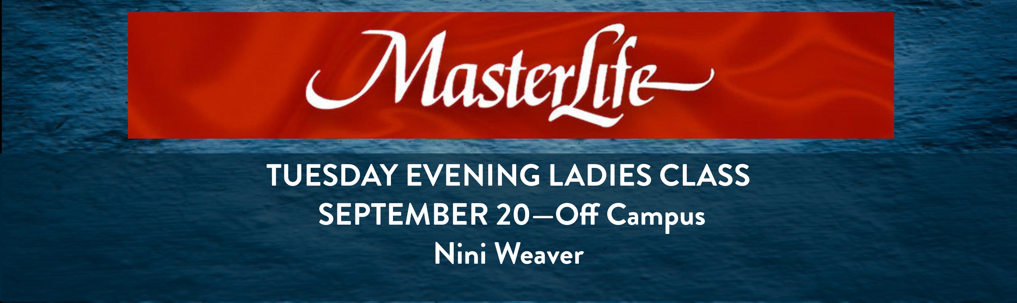Weaver masterlife
