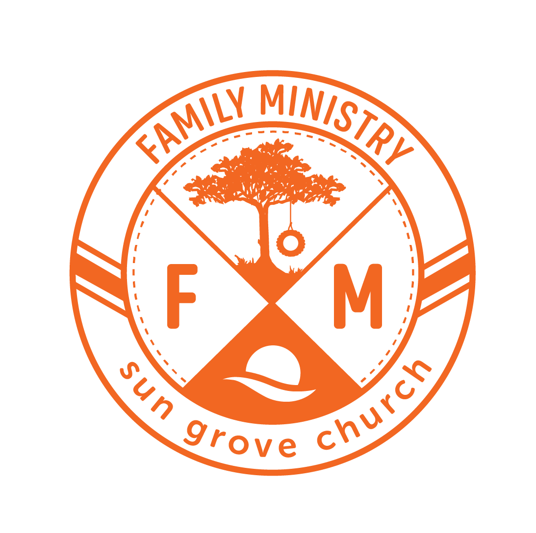Sg16 family ministry stamp orange v1