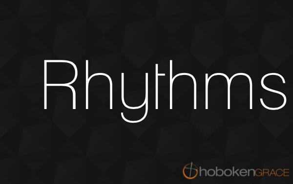 Rhythms logo