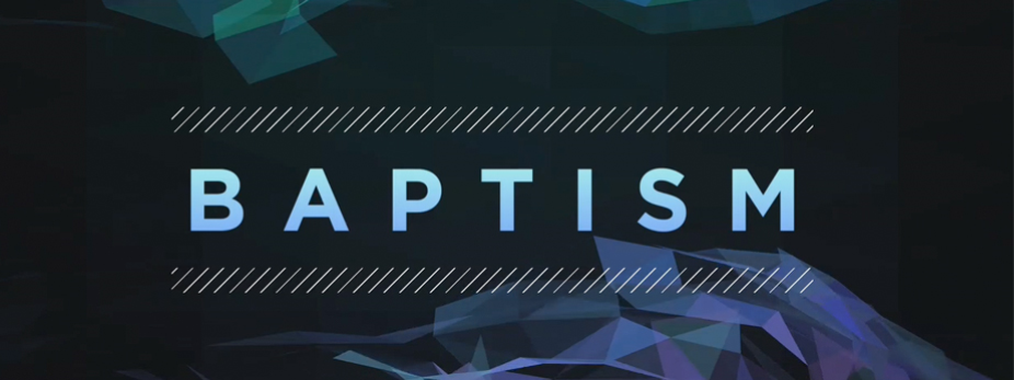 Baptism logo 2016