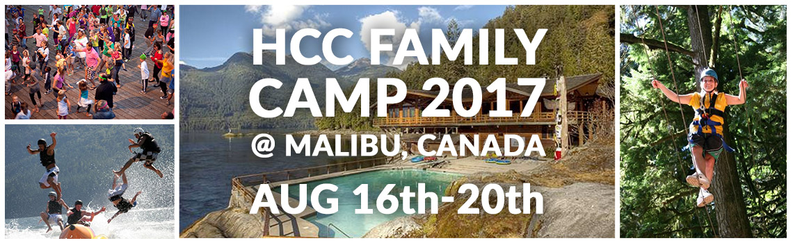 Family camp 2017 event