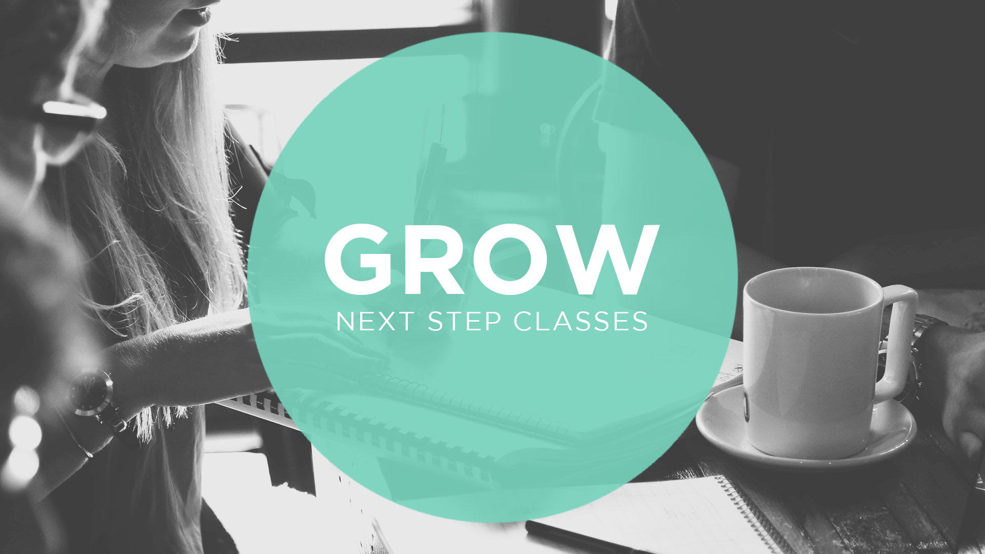 Discipleship class   slide cntr
