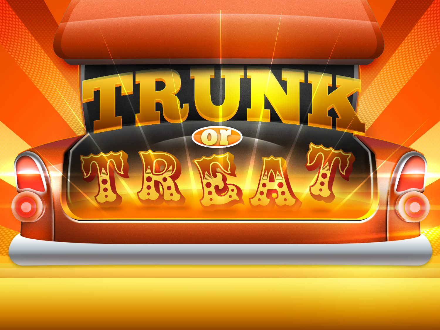 Trunk or treat t nv