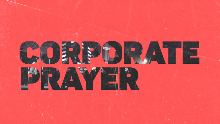 Corporate Prayer and Communion logo image
