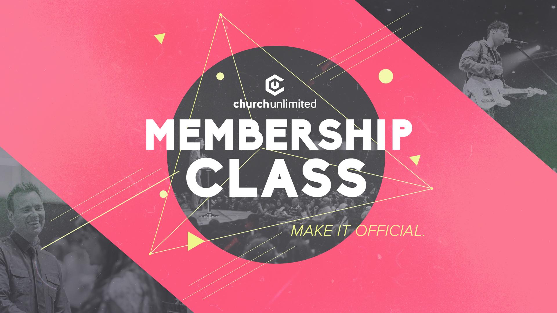 Membership still