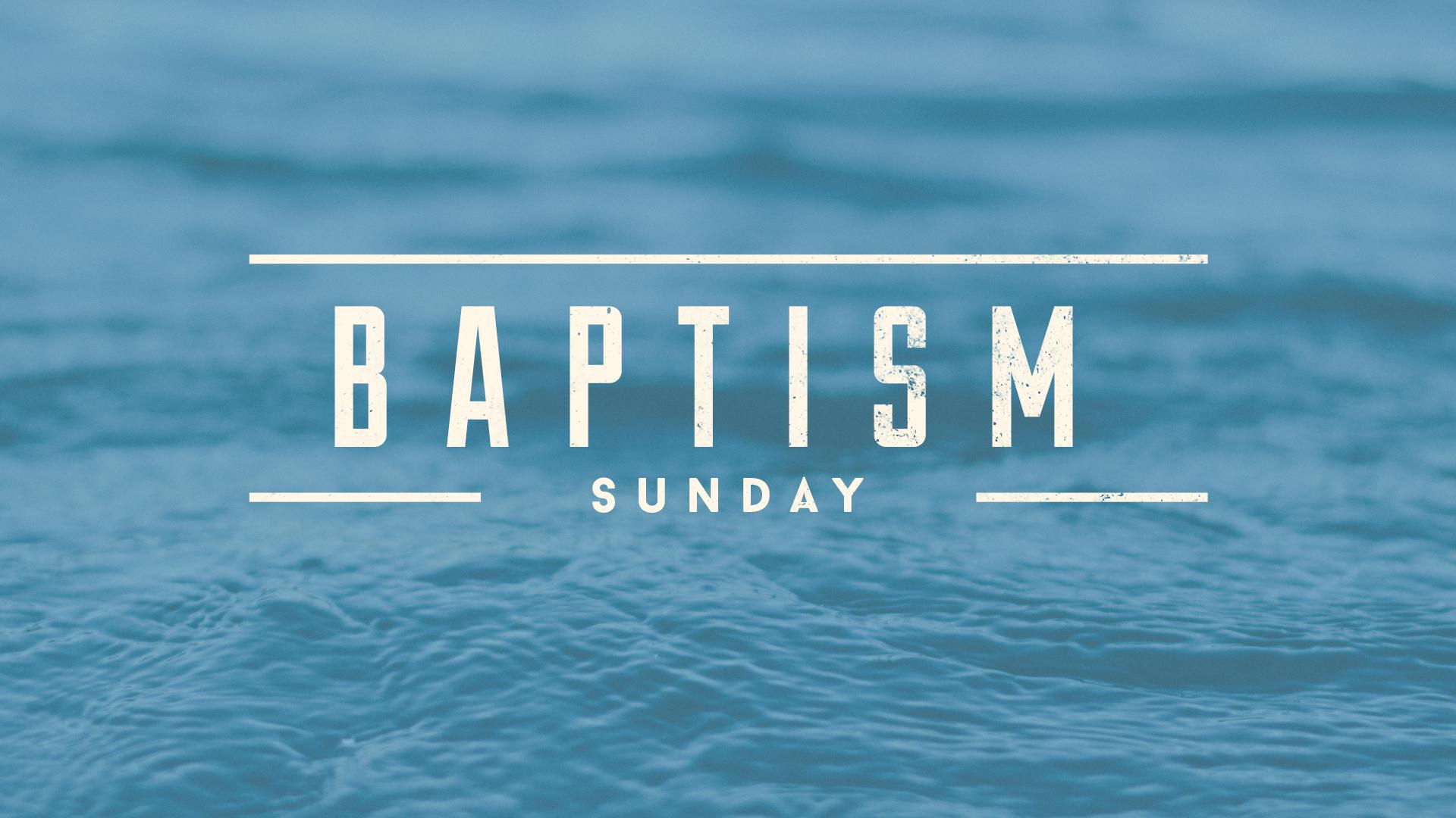 Baptism web