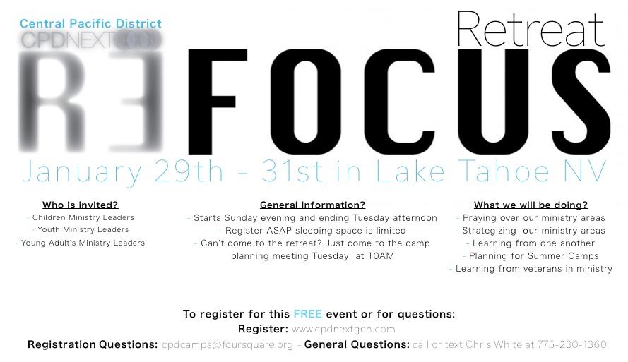 Refocus retreat2017 logo