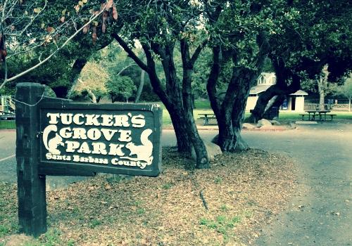 Tuckersgrove entrance