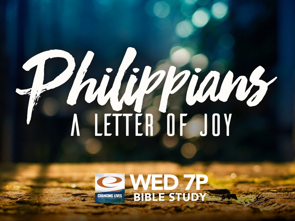 Philippians a letter of joy