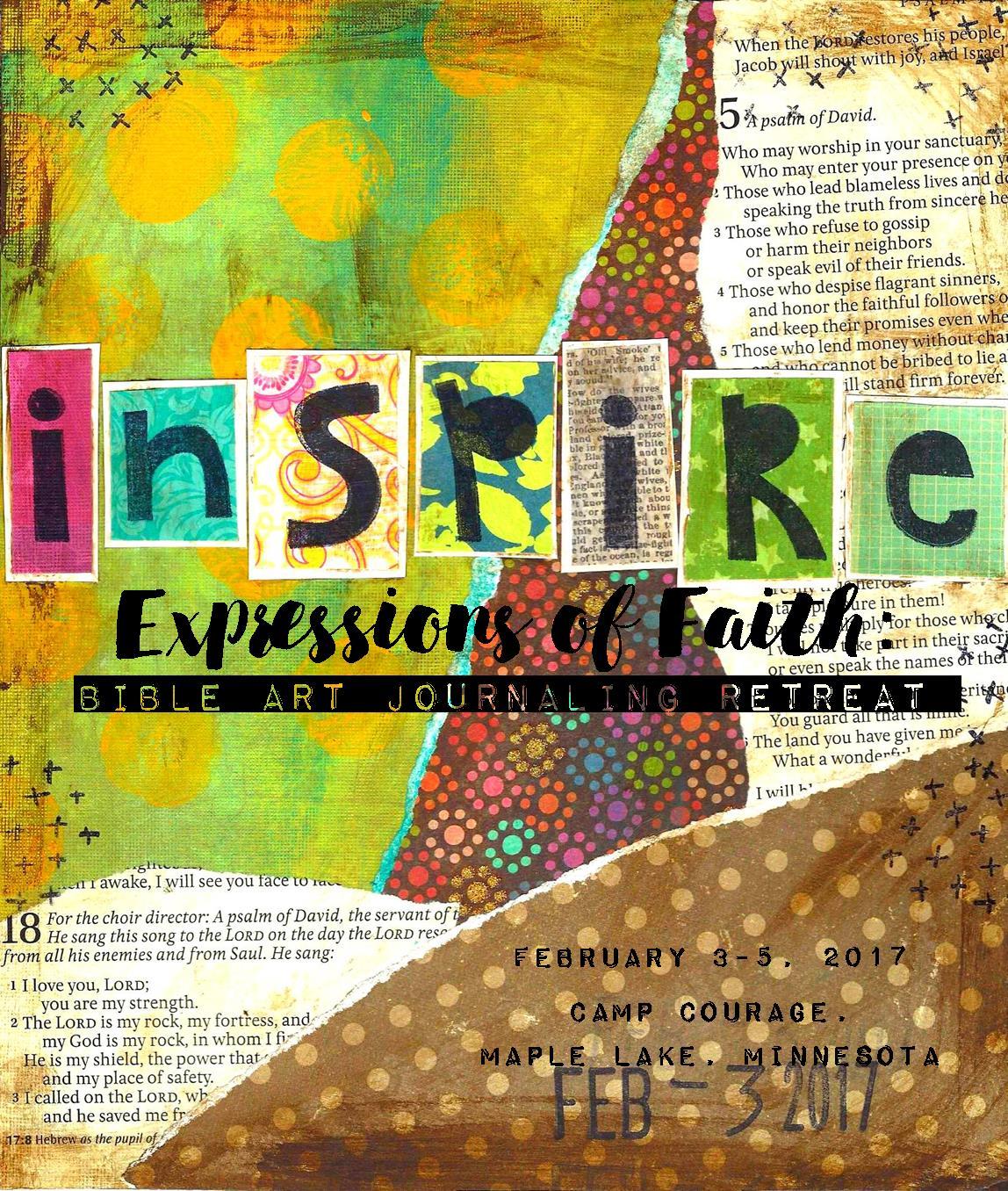 Inspire artwork