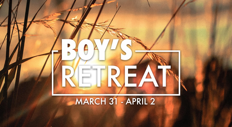 Boy s retreat 2016
