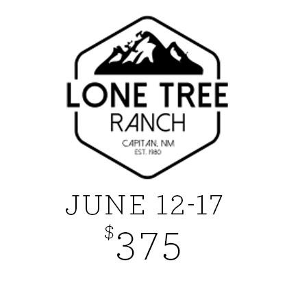Lone tree camp planning center logo