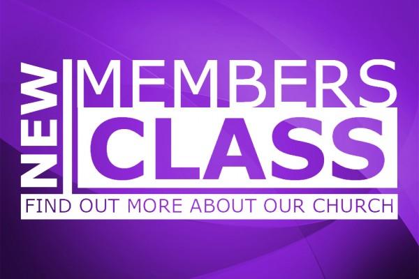 New membership class