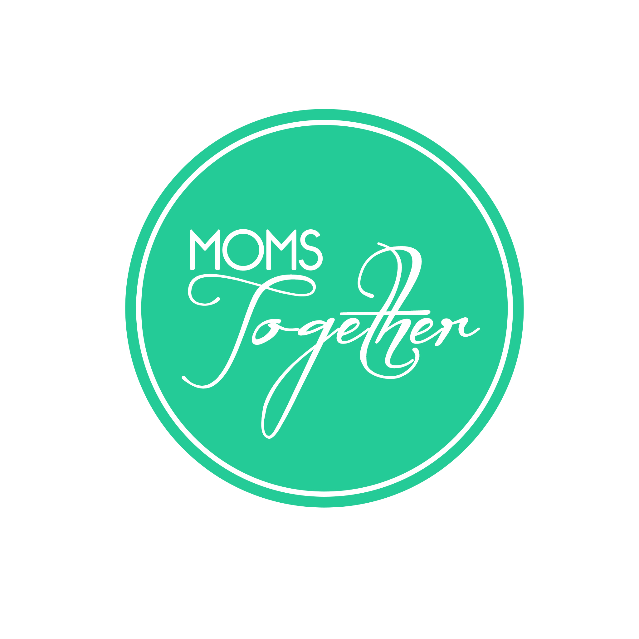 Momstogetherlogofinalturquoise