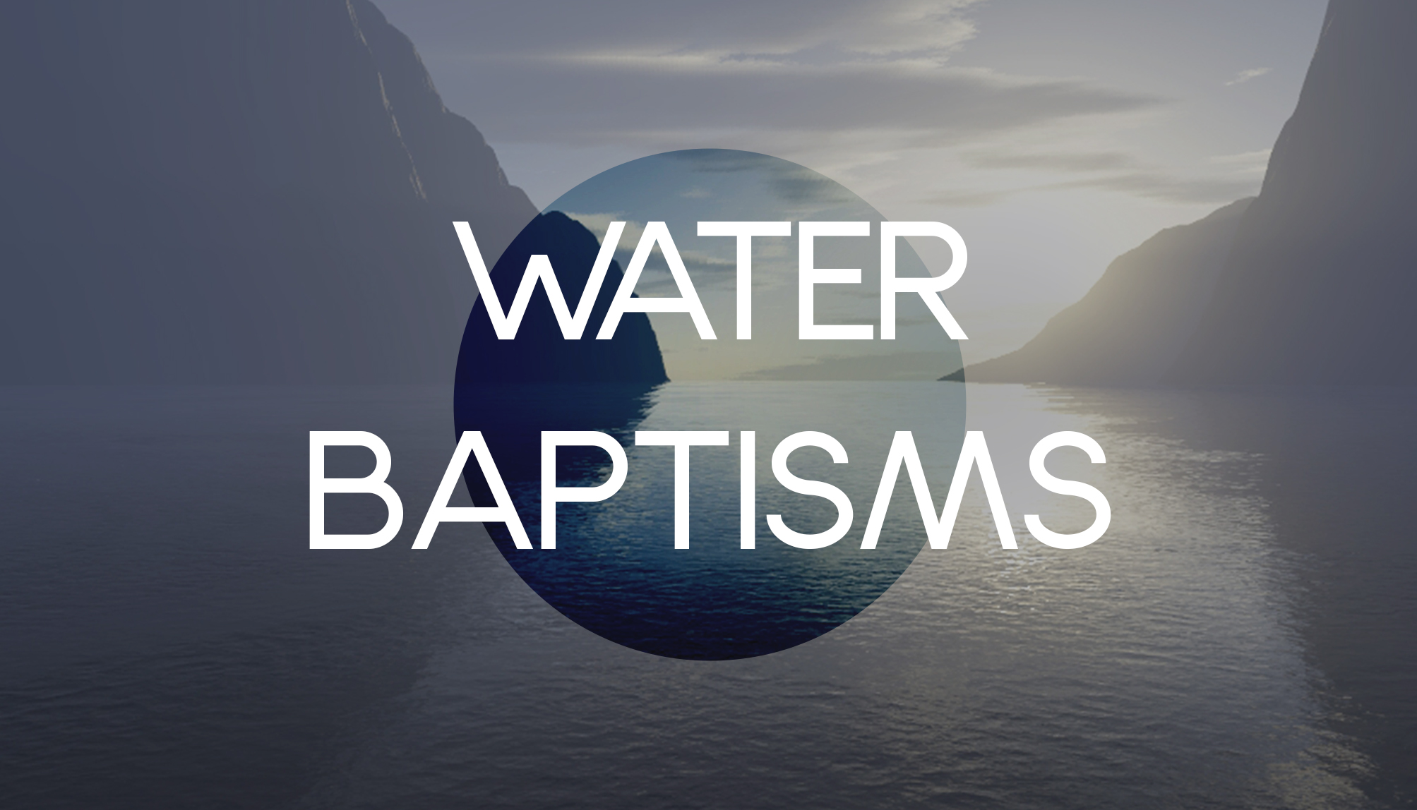 Water baptisms web