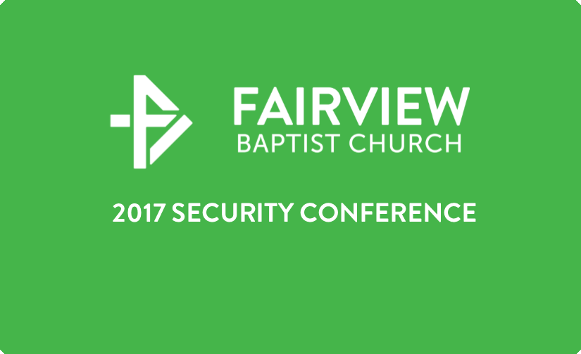 2017 safety conference