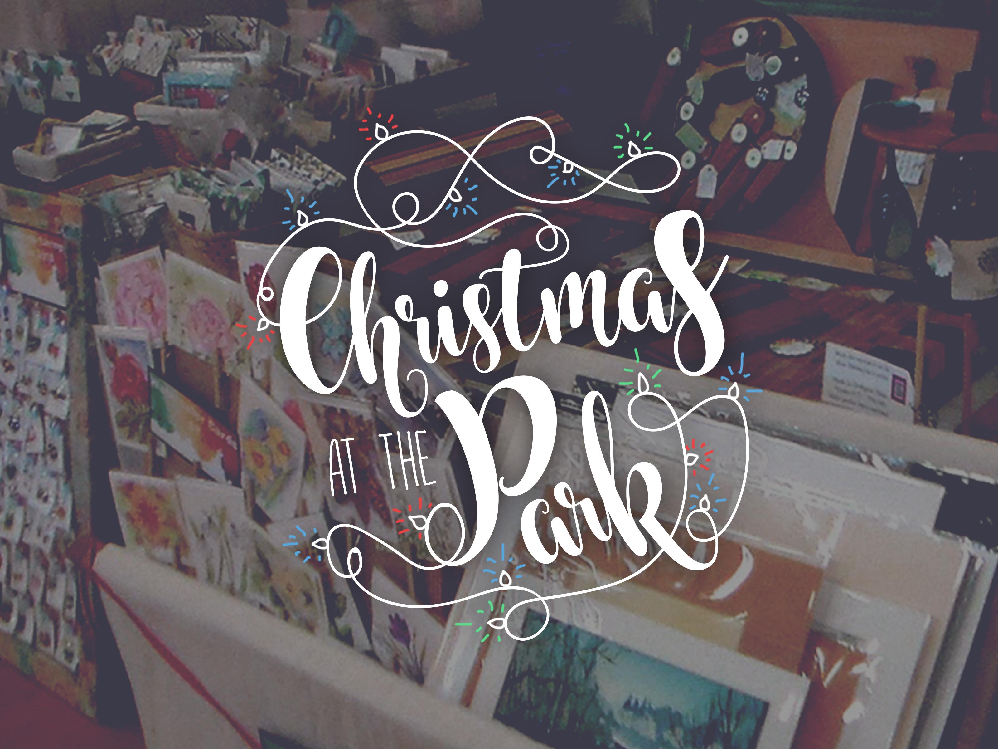 Christmasatthepark vendors 2016